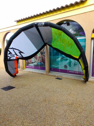 Aile North Kiteboarding Neo 12 m² 2012 d'occasion nue