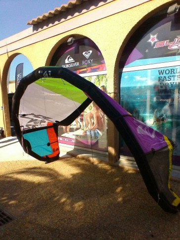 Aile North Kiteboarding NEO 7 m² 2012 d'occasion nue