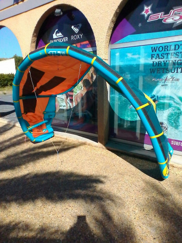 Aile North Kiteboarding VEGAS 7 m² 2014 d'occasion nue