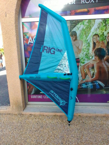 North Sails IRIG ONE 1.5 m² 2016 d'occasion