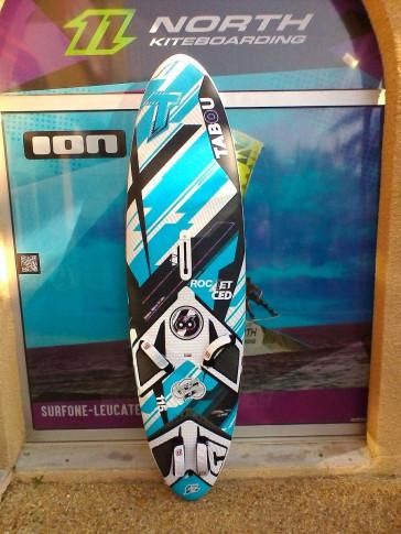 planche de Windsurf occasion Tabou ROCKET 115L 2016 1