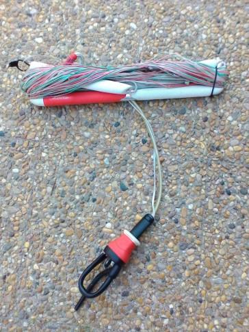 Barre de kite F-One 45 2014 d'occasion