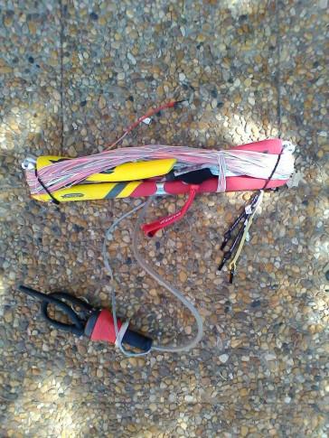 Barre de kite F-One MONOLITH 2017 d'occasion