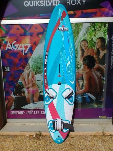 Board windsurf Exocet CARVE 2005