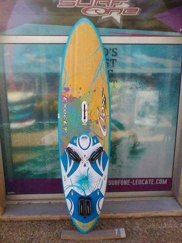 planche de Windsurf occasion Exocet CROSS FREESTYLE WAVE 94L 2012