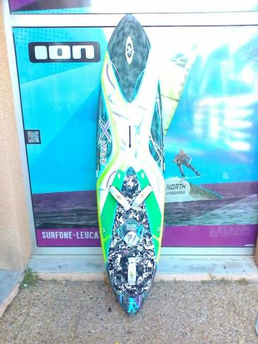 planche de Windsurf occasion Exocet X WAVE 71L 2014