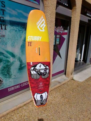 Board windsurf Fanatic STUBBY TE 2016
