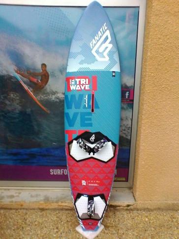 planche de Windsurf occasion Fanatic TRI WAVE 74L 2017