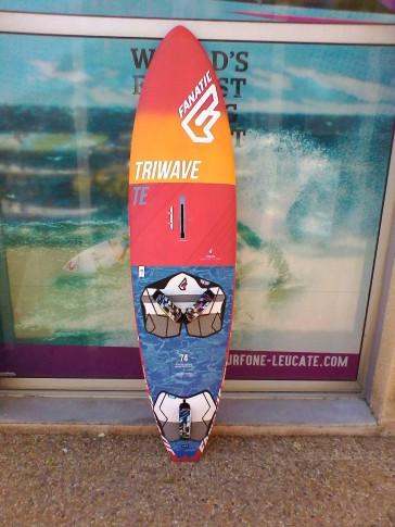 Fanatic TRI WAVE TE 74 L 2016 d'occasion