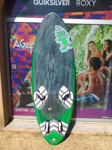 planche de Windsurf occasion Starboard ATOMIQ 120L 2014