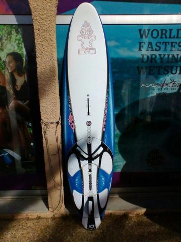 planche de Windsurf occasion Starboard EVO XTV 75L 2008