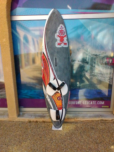 Starboard KODE WAVE 82 L 2013 d'occasion