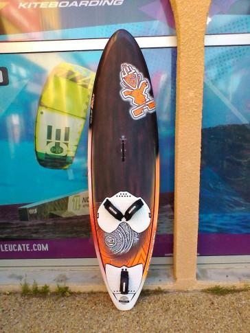 planche de Windsurf occasion Starboard KODE WAVE 87 CARBON 87L 2015