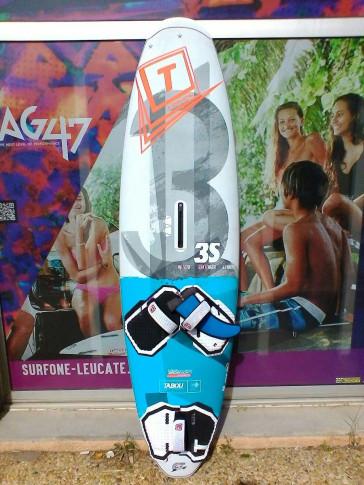 Board windsurf Tabou 3S LTD 2017