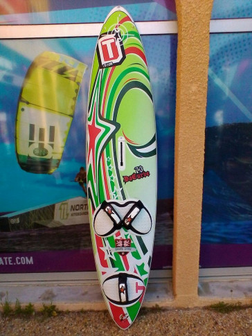 planche de Windsurf occasion Tabou DACURVE 73 73L 2008