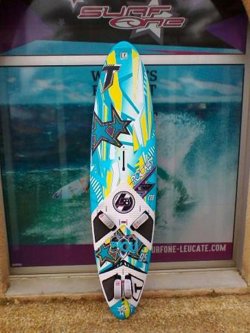 planche de Windsurf occasion Tabou ROCKET 95 CED 95L 2014