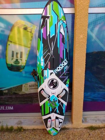 planche de Windsurf occasion Tabou ROCKET LTD 95L 2013