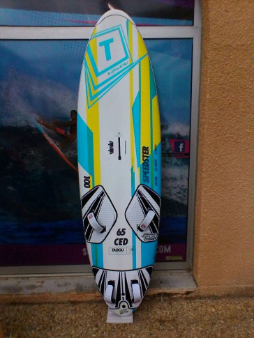 planche de Windsurf occasion Tabou SPEEDSTER 100L 2017