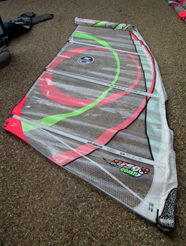 North Sails Disco Comp 2003 - 5.9 m²