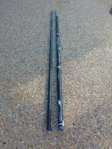 Mat de Windsurf Neilpryde wave d'occasion 430 cm