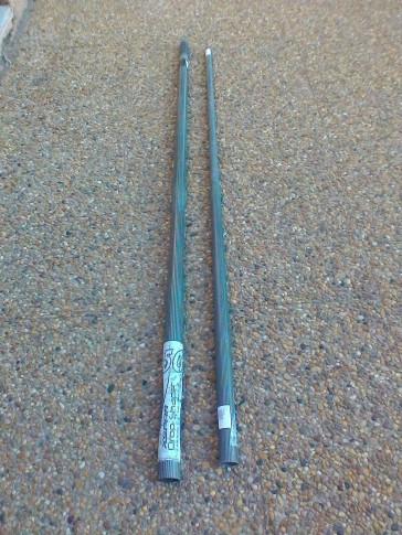 Mat de Windsurf Xspar DROP d'occasion 370 cm