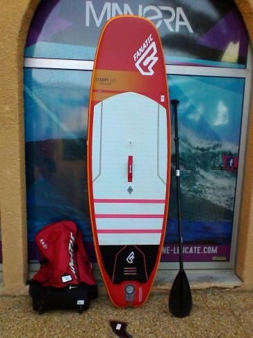 Fanatic STUBBY AIR 8'6'' 2016 d'occasion