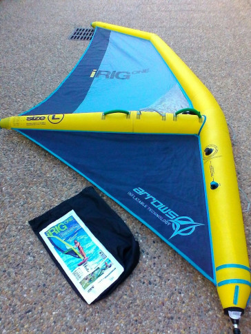 North Sails ARROWS IRIG ONE 4.0 m² taille L 2016 d'occasion