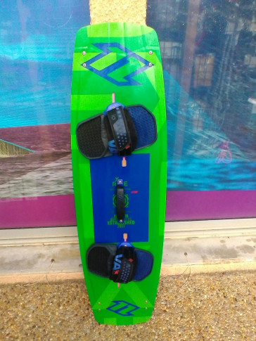North Kiteboarding X RIDE 2014 d'occasion