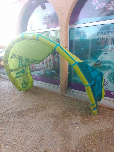 Aile North Kiteboarding DICE 6 m² 2015 d'occasion nue