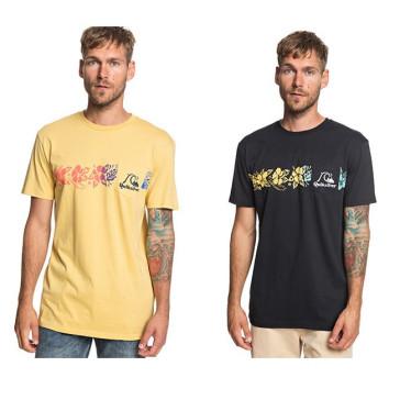 T-Shirt Quiksilver Tea Stripe 2019
