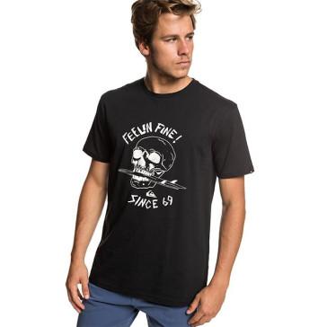 T-Shirt Quiksilver Skull Boards 2019