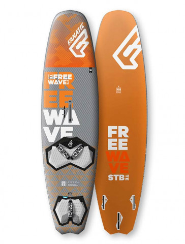 Fanatic FreeWave stubby  TE 2017