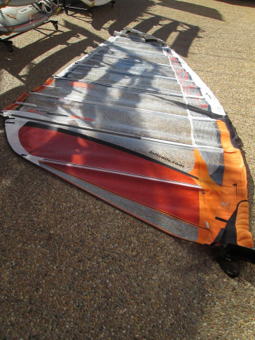 windsurf occasion Loft Sails Blade slalom 7.7m² 2010