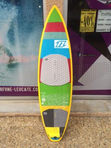 Northkites woohoo 5'6'' 2014 occasion - Planches de Kitesurf