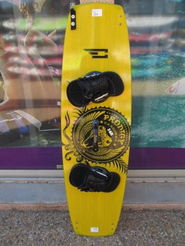 Cabrinha Prodigy 2009 - 148 x 42.5 cm (Planches de Kitesurf) occasion surfone leucate