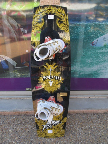 Best Prophanity 2011 - 138 x 42 cm (Planches de Kitesurf) occasion surfone leucate