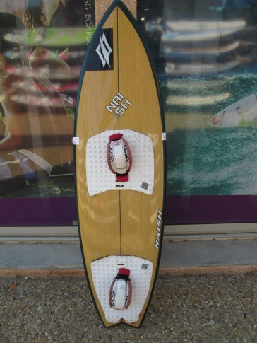 "Naish Fish 2009 - 5'2"" (Planches de Kitesurf) occasion surfone port leucate"