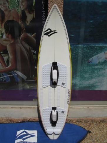 Naish custom global 2010 - 5'7'' (Planches de Kitesurf) Occasion Surfone Port leucate