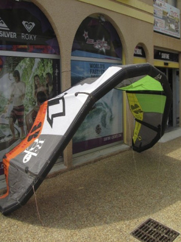North Kiteboarding Rebel Nue 2012 - 8 m² d'occasion