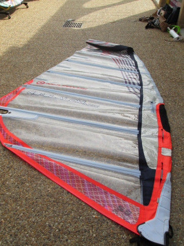 voile de windsurf occasion Neilpryde RS 2011 5.5 m²