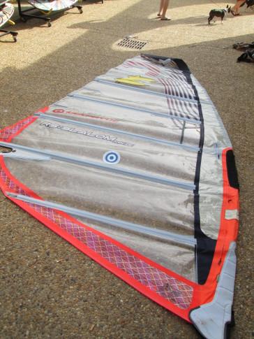 voile de windsurf occasion Neilpryde RS 2011 6.2 m²