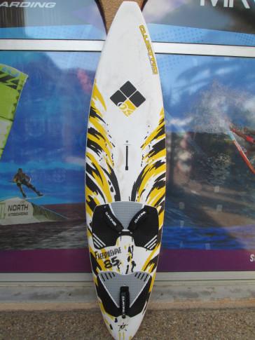 planche de windsurf occasion Quatro Freestyle Wave 85L 2007