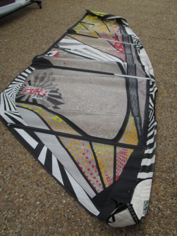 Voile de windsurf occasion Gaastra Pure 5.2m² 2012