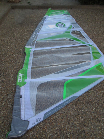 Voile de windsurf occasion North Sails Ice 4.2m² 2009