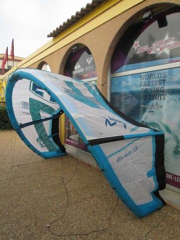 Fone Bandit 5 9 m²  2012 nue occasion aile de kitesurf