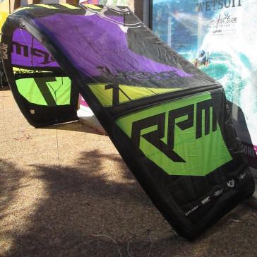 aile de kitesurf occasion Slingshot RPM 7m² complète 2014