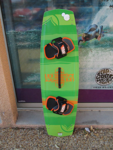 Liquide force 142*42.5 2014  occasion - Planches de Kitesurf