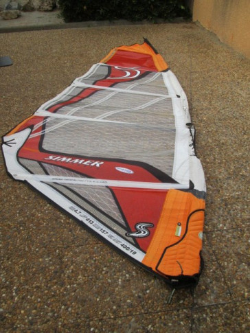 windsurf occasion Icon 4.7m²  2010