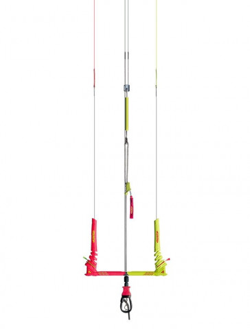 Barre de kitesurf F-One LINX 2019 - 45/38 cm - lignes