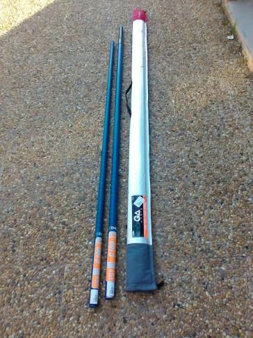 Mat de Windsurf occasion Gaastra RDM 100 370 cm